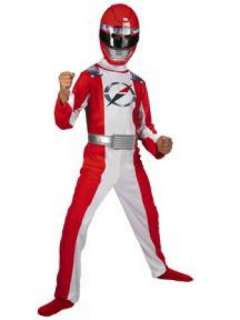 Power Ranger Red Quality 4 To 6