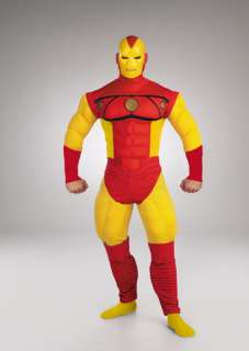 Iron Man Muscle (Adult Costume)
