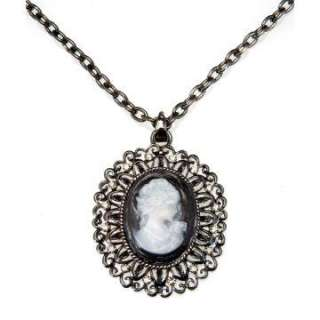 victorian cameo pendant chain regular $ 12 99 price $ 10 99 save $ 2