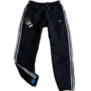 Adidas Mens Record Woven Tracksuit Pants Jog Running Bottoms Small Med
