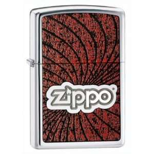 New Zippo Spiral High Polish Chrome High Quality Durable Popular