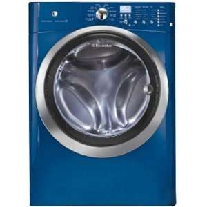 Electrolux EIMGD55IMB 8 Cu. Ft. Blue Front Load Gas Dryer: Appliances