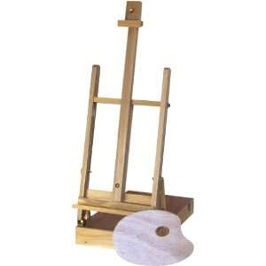 Pro Art Table Easel with Art Box Arts, Crafts & Sewing