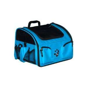 Pet Bike Basket Carrier Car Seat 3 in 1 Blue 12 lbs. Pet
