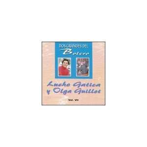 Dos Grandes Del Bolero 7 Lucho Gatica, Olga Guillot Music