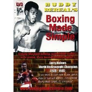 BOXING MADE SIMPLE DVD D. Ajay Johnson, Charles Movies