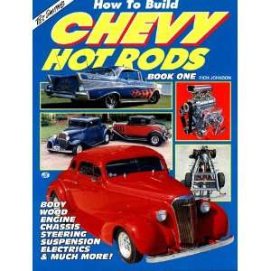 Tex Smiths How to Build Chevy Hot Rods, Book 1