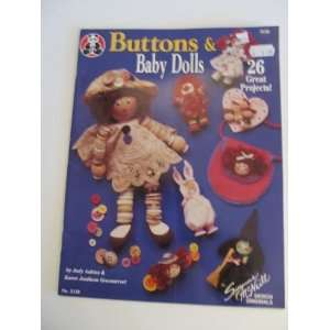 Buttons & Baby Dolls No. 3128 Suzanne McNeil Designs