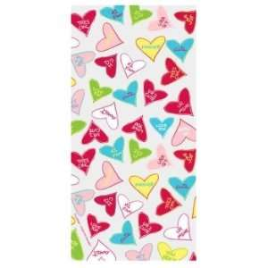 : Candy Crush Valentines Cello Candy Bags 20 Per Pack: Toys & Games