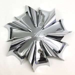 Arelli Wheel Chrome Center Cap #10478 Automotive