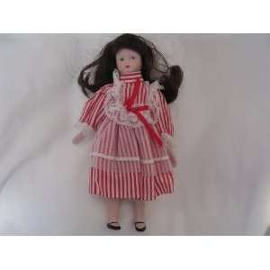 Doll China Porcelain 9 Collectible