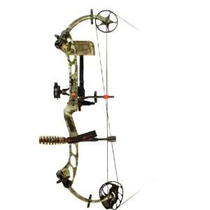 PSE Bow Madness Right Hand Compound Bow Package: Sports & Outdoors