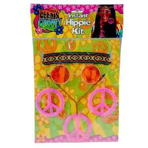 Lets Party By Rubies Costumes Feelin Groovy Accessory Kit