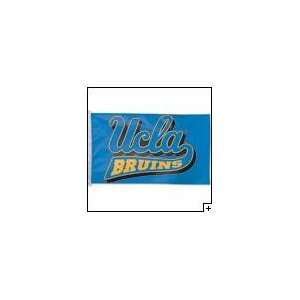 3 x 5 Feet UCLA Bruins Poly   outdoor NCAA Football Flag