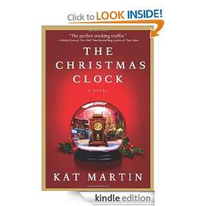 The Christmas Clock Kat Martin  Kindle Store