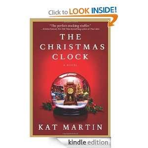 The Christmas Clock Kat Martin  Kindle Store