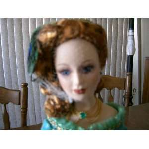 Pashmina Porcelain Doll Toys & Games