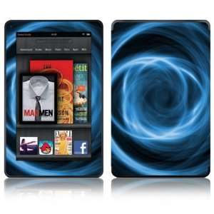 Wormhole Design Decorative Skin Decal Sticker for  Kindle Fire