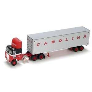 HO RTR Freightliner w/40 Trailer, Carolina ATH91093