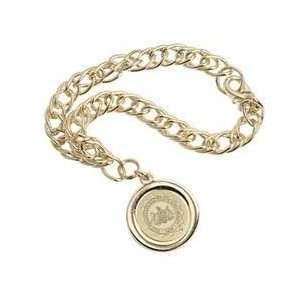 Penn State   Charm Bracelet   Gold