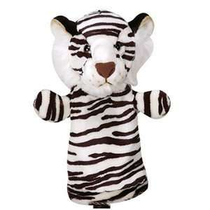 White Tiger Golf Head Cover Sports & Outdoors
