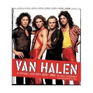Van Halen A Visual History 1978 1984 [Book] Musical