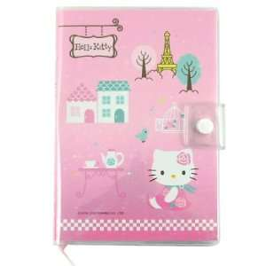 Hello Kitty Agenda Notebook   Sanrio Hello Kitty Planner