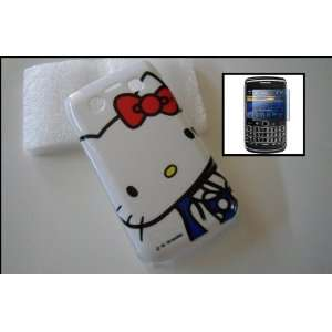 Onyx 9700 9780 9020 Hello Kitty Blue White Image Phone Cover Case