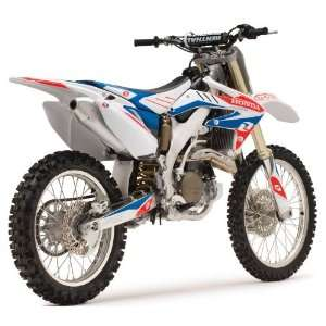 KIT   3000  WHITE  Honda CRF 450 2005 2008   GR HO461 TH: Automotive