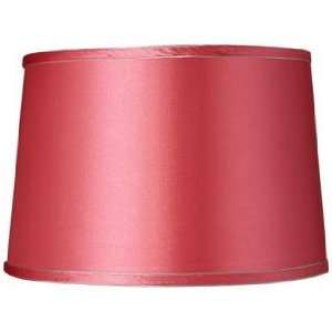 Jewel Collection Hot Pink Drum Lamp Shade 12x13.5x9