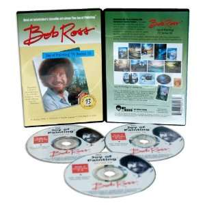 Weber Ross Dvd Joy Of Painting Series 16 Featuring 13