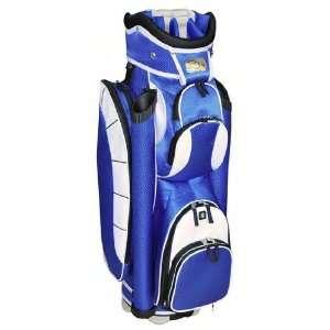 RJ Sports Ladies Atlantis Brillant Blue Golf Bag
