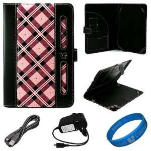 Executive Leather Portfolio Carrying Case Cover for  Kindle