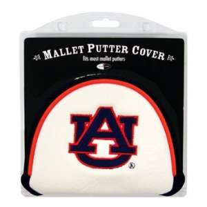Auburn Tigers Mallet Putter Cover Headcover Sports