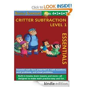 Essential Math Facts Presented and Math Equations, Word Problems
