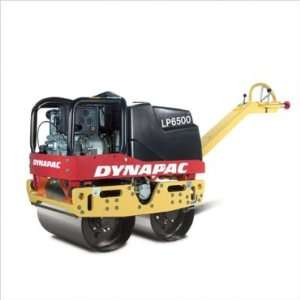 Walk Behind Roller w/ Hatz 1D50S 9.3 HP Electric Start Diesel Engine