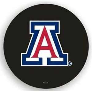 Arizona Wildcats UA NCAA Black Spare Tire Cover