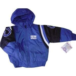 Indianapolis Colts NFL Kids/Youth Hooded Jacket  Sports