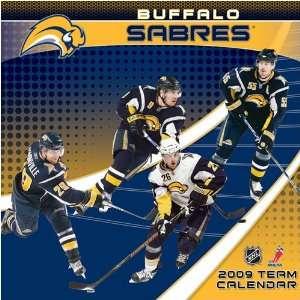 Buffalo Sabres NHL 12 x 12 Team Wall Calendar Office