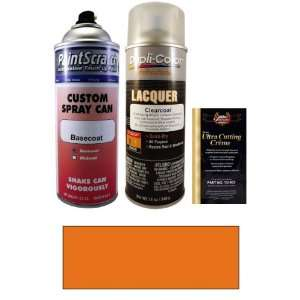 12.5 Oz. Sunrise Orange Spray Can Paint Kit for 1978 Dodge
