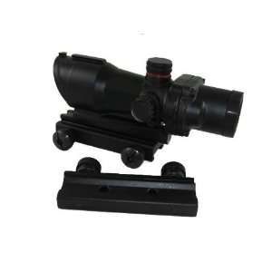 Airsoft Dark Earth Metal 1X30 Red Dot Scope Sight 20mm Picatinny Rail