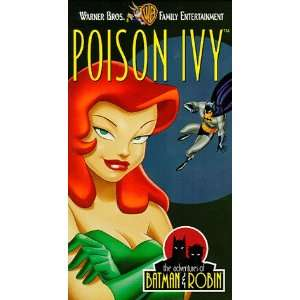 Adventures of Batman & Robin: Poison Ivy [VHS]: Kevin