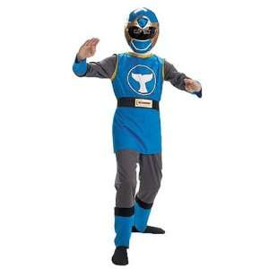 Power Ranger Blue Costume   Child Costume Standard Toys & Games