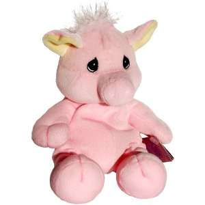 Pink Pig   Precious Moments Tender Tails Bean Bag Plush