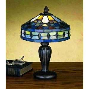 12H D&K Landmark Mini Lamp Table Lamps