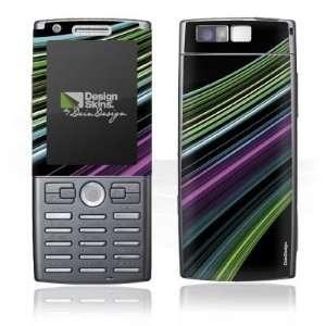 Design Skins for Samsung i550   Laser Light Design Folie