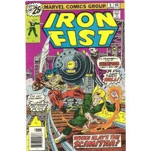 Iron Fist #5 (When Slays The Scimitar) Marvel Comics