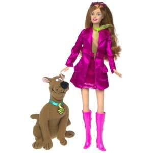 Barbie as Daphne from Scooby Doo Barbie doll Toys & Games