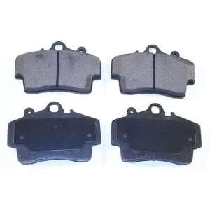 Prime Choice Auto Parts SMK737 Premium New Semi Metallic Front Brake