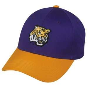 LSU Tigers ADULT Official Licensed College Velcro